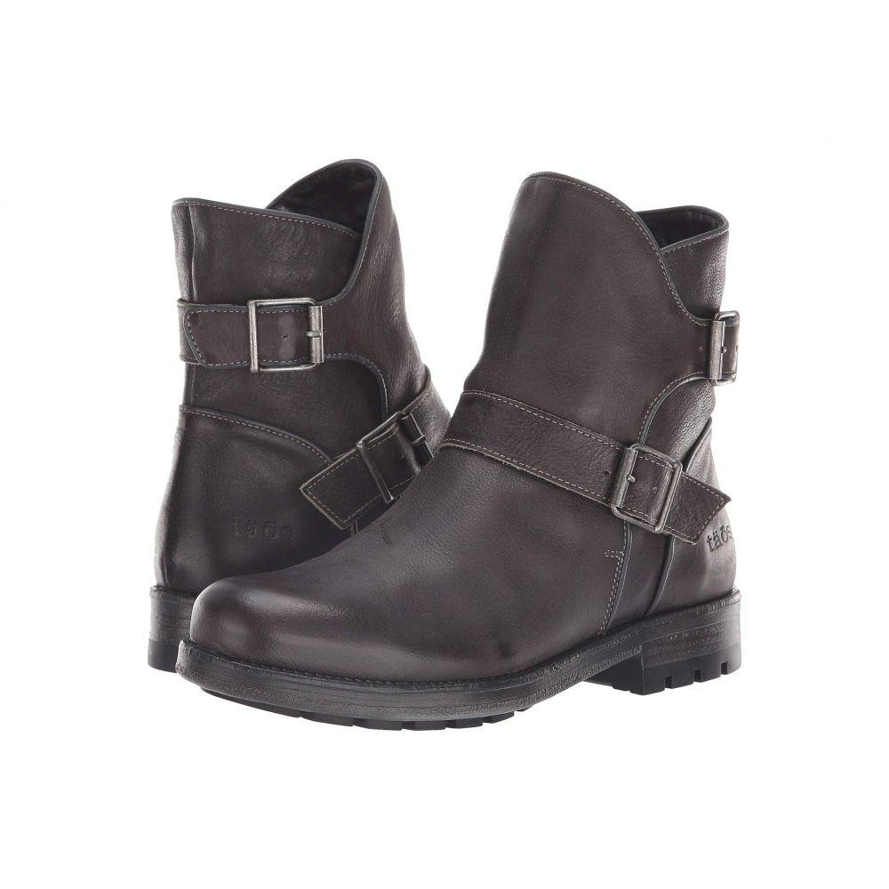 タオス Taos Footwear レディース ブーツ シューズ・靴【Outlaw】Grey
