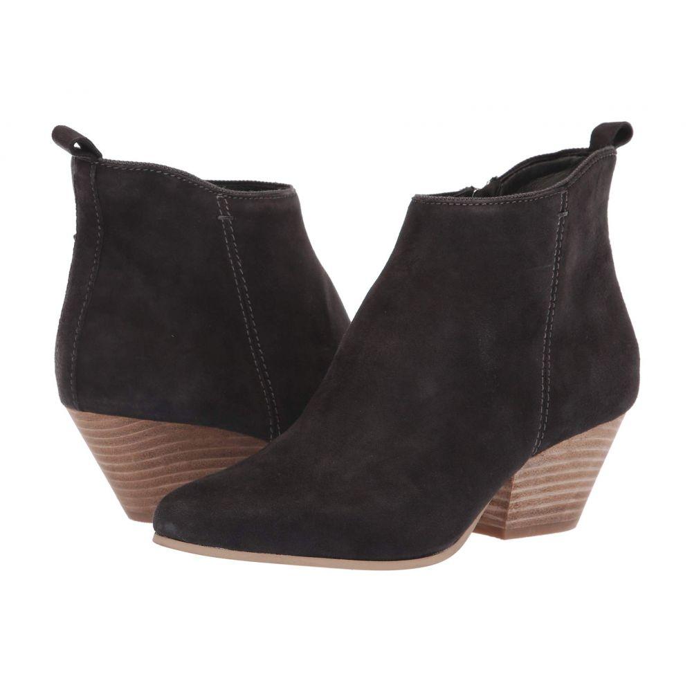 ドルチェヴィータ Dolce Vita レディース ブーツ シューズ・靴【Pearse】Anthracite Suede