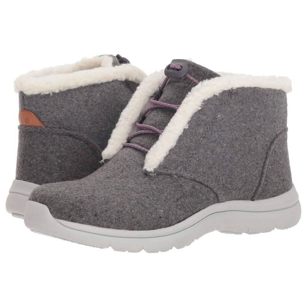 ライカ Ryka レディース ブーツ シューズ・靴【Everest】Frost Grey