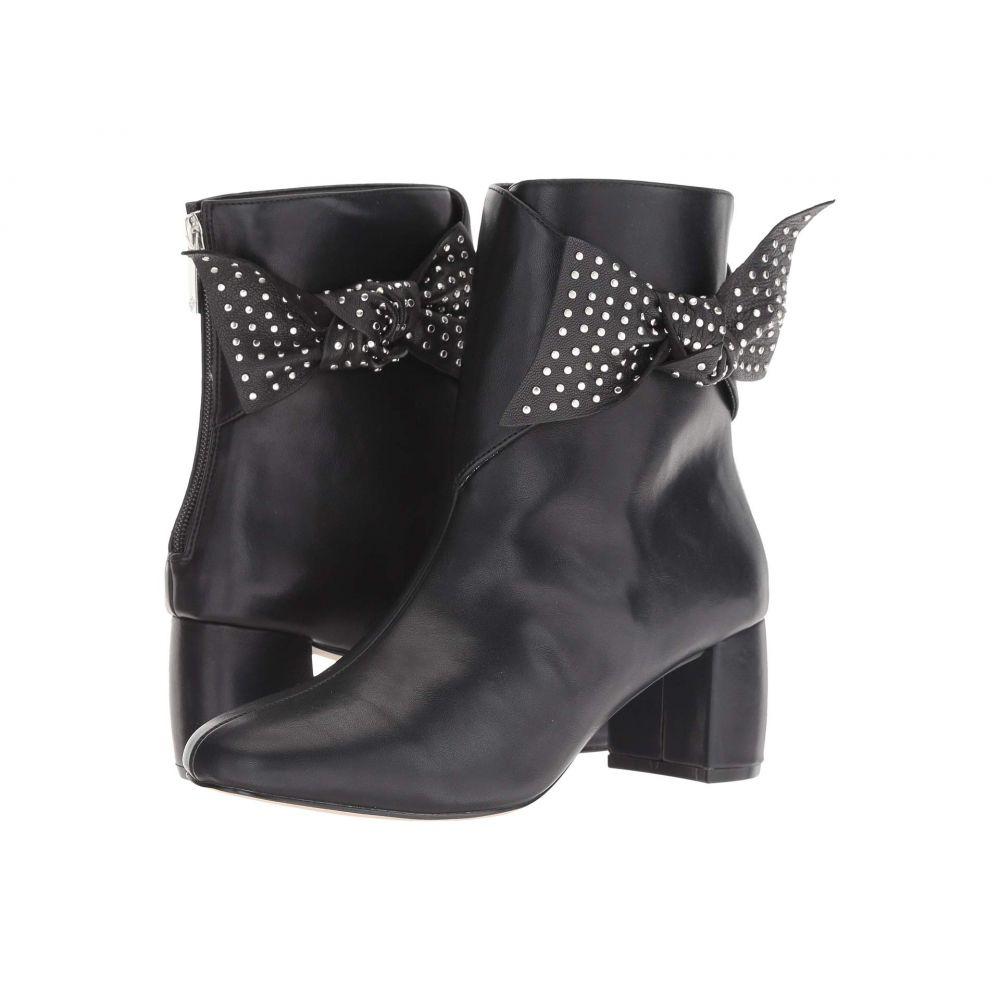 ナネット レポー Nanette nanette lepore レディース ブーツ シューズ・靴【Nathalie】Black PU