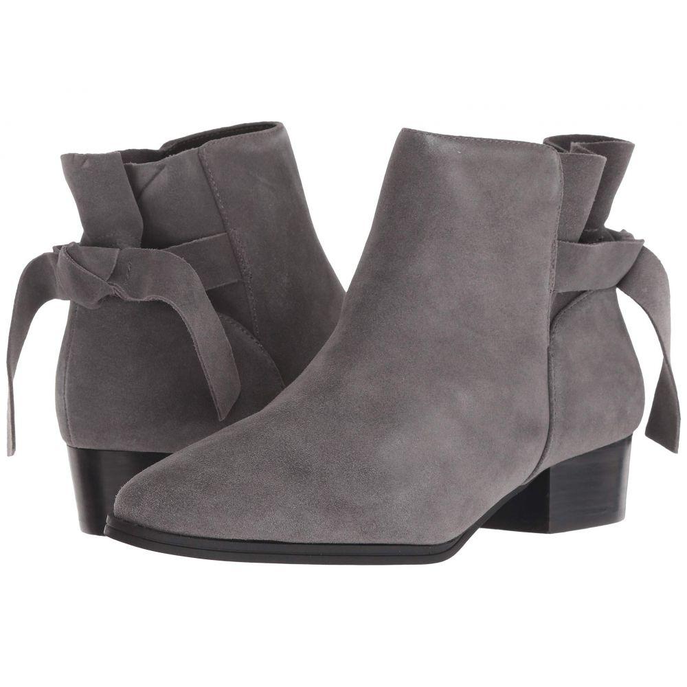 エアロソールズ Aerosoles レディース ブーツ シューズ・靴【Crosswalk】Grey Suede