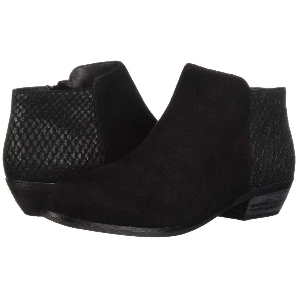 ソフトウォーク SoftWalk レディース ブーツ シューズ・靴【Rocklin】Black