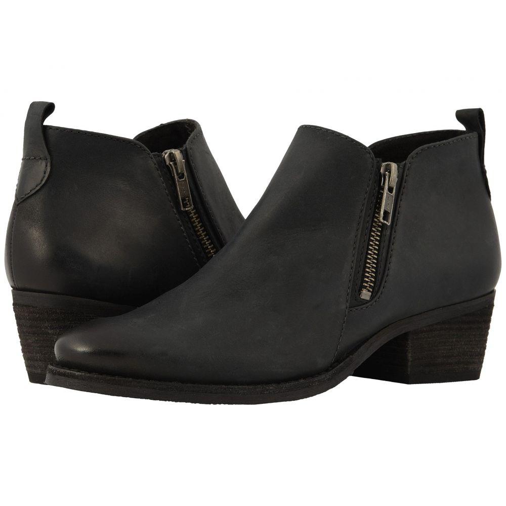 ウォーキング クレードル Walking Cradles レディース ブーツ シューズ・靴【Goodwin】Black Distressed Leather