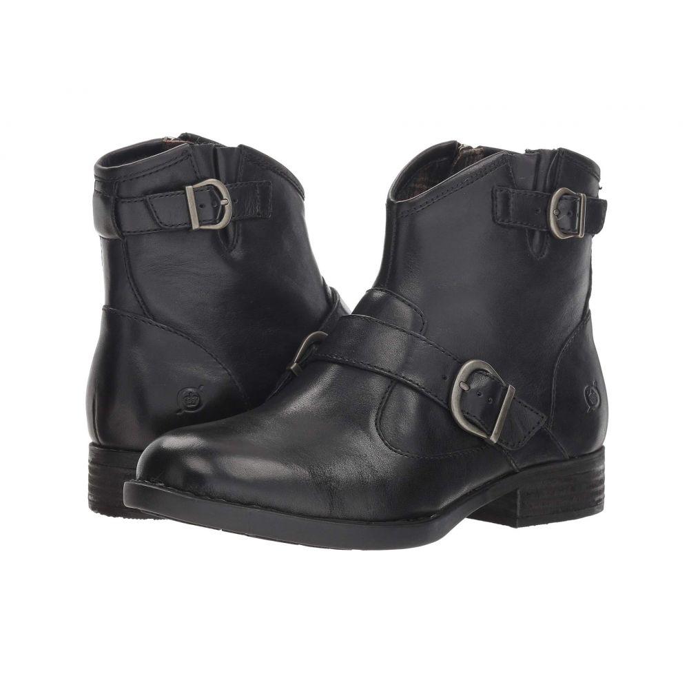 ボーン Born レディース ブーツ シューズ・靴【Regis】Black Full Grain