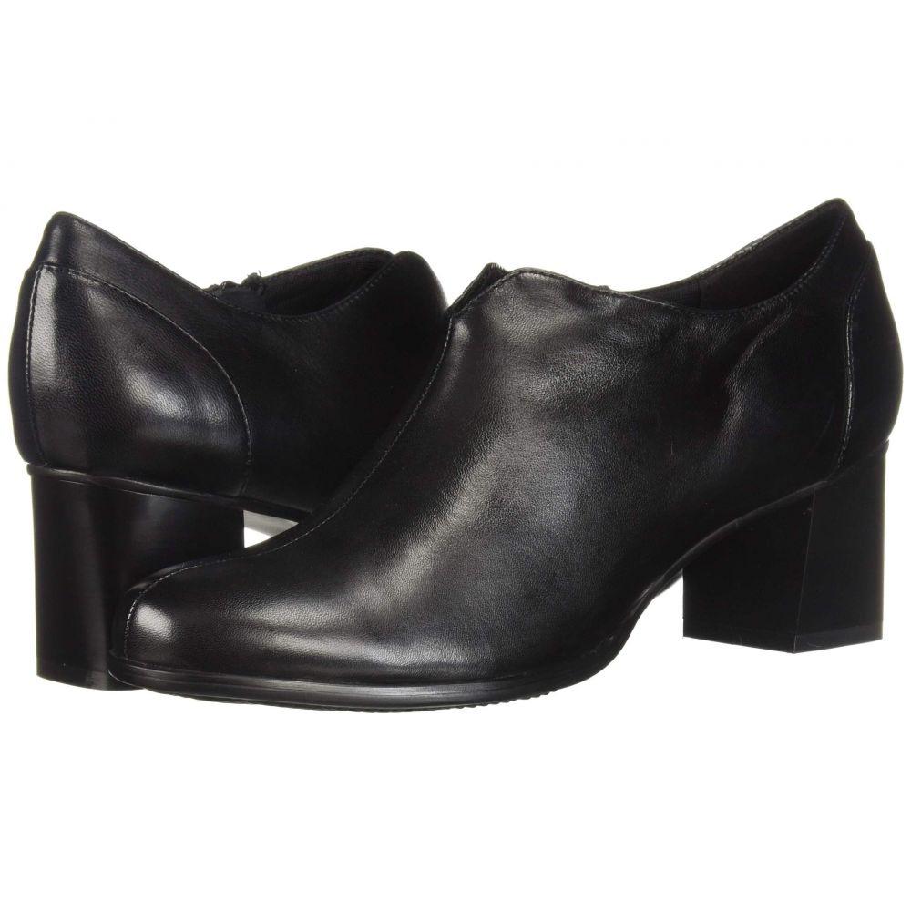 トロッターズ Trotters レディース ブーツ シューズ・靴【Qutie】Black Soft Nappa Leather