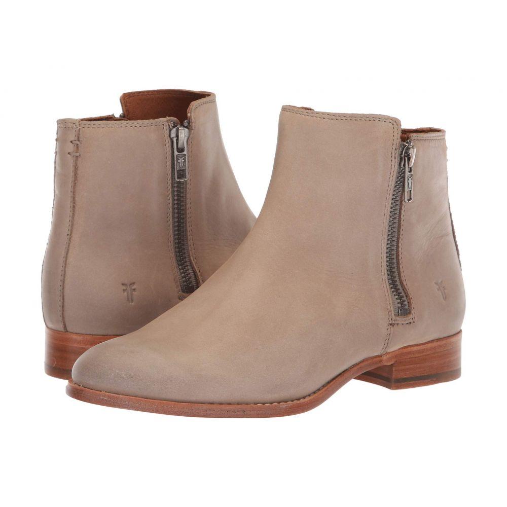 フライ Frye レディース ブーツ シューズ・靴【Carly Double Zip】Grey