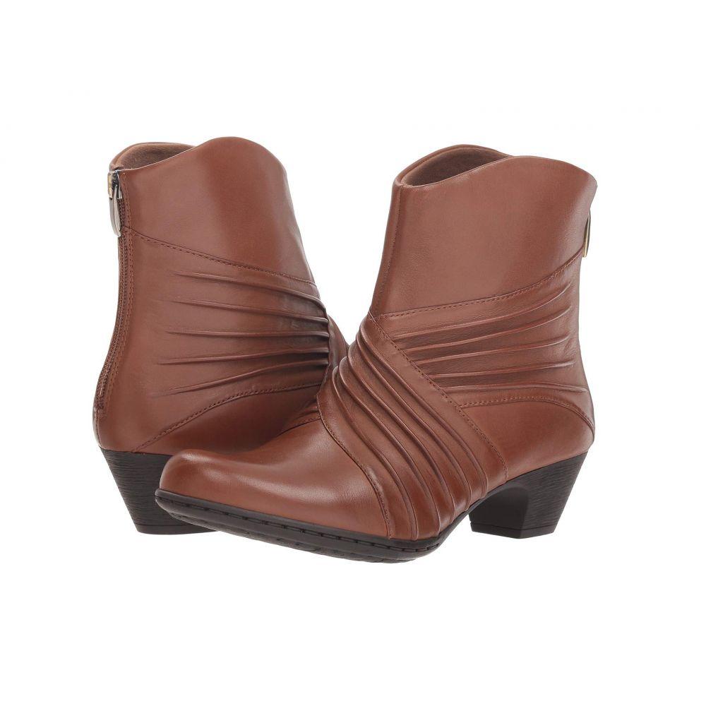 ロックポート Rockport レディース ブーツ シューズ・靴【Brynn Rouched Boot】Almond