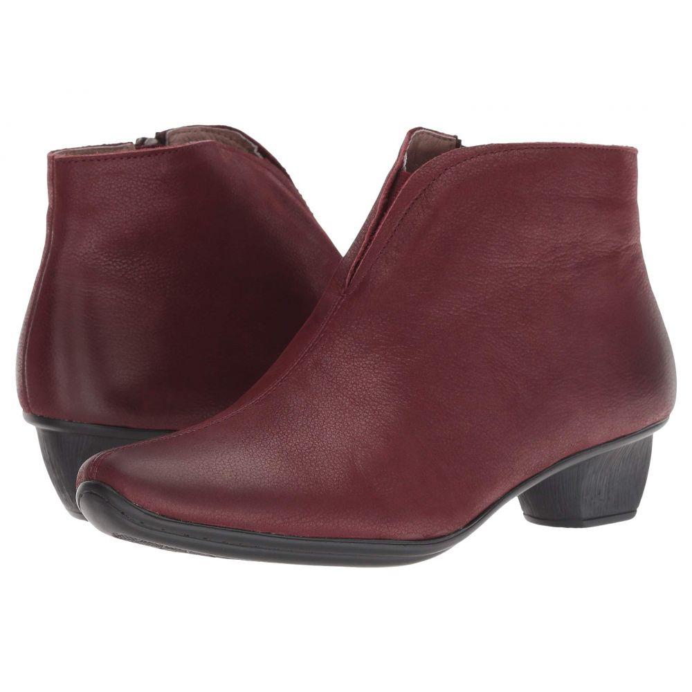 スプリングステップ Spring Step レディース ブーツ シューズ・靴【Aellice】Bordeaux