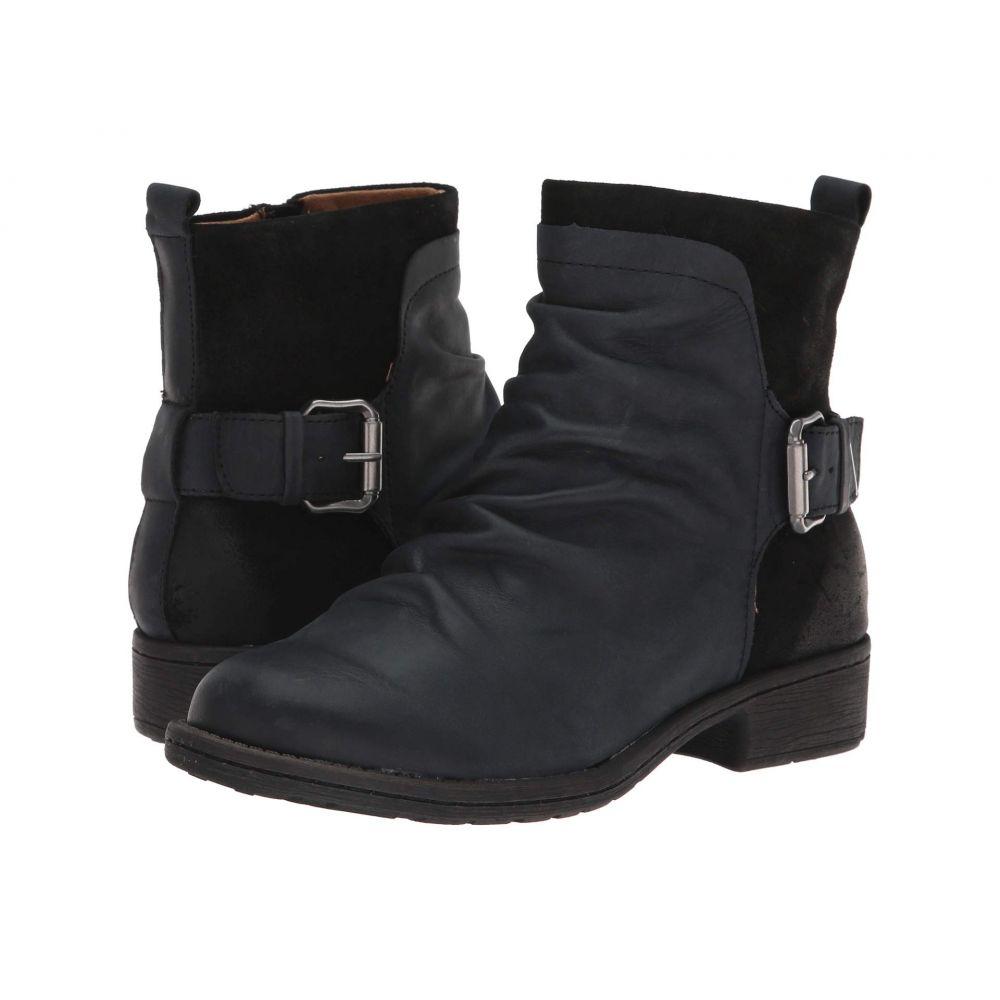 コンフォーティヴァ Comfortiva レディース ブーツ シューズ・靴【Selas】Black Rodeo/Oiled Cow Suede