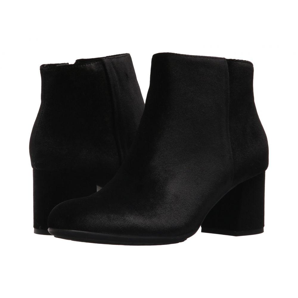 カルソーアースシューズ Earth レディース ブーツ シューズ・靴【Apollo ies】Black Velvet