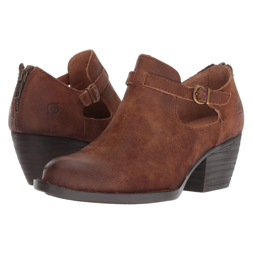 ボーン Born レディース ブーツ シューズ・靴【Mendocino】Distressed Leather