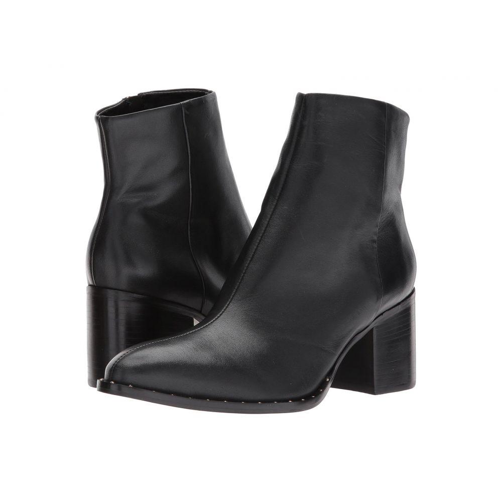 マッテオ マッシモ Massimo Matteo レディース ブーツ シューズ・靴【Stud Bootie】Black