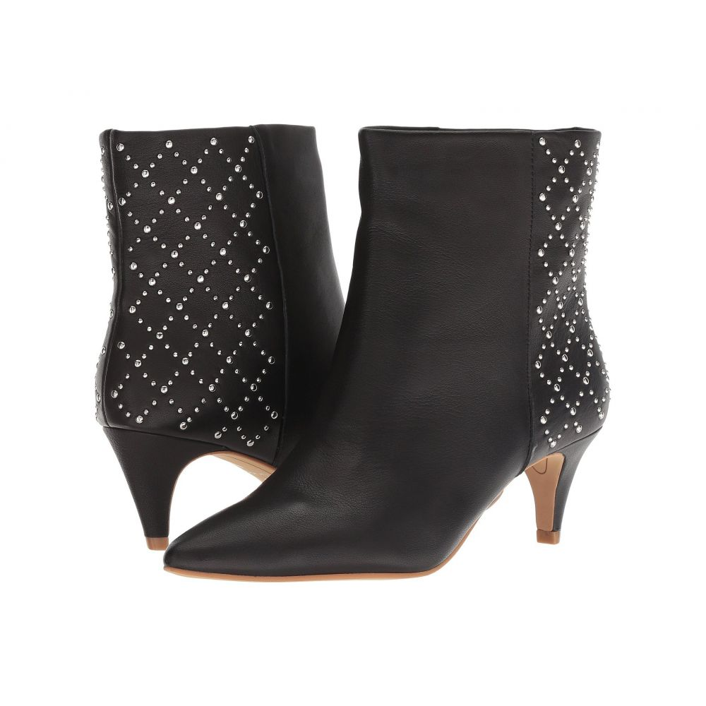 ドルチェヴィータ Dolce Vita レディース ブーツ シューズ・靴【Dot】Black Leather