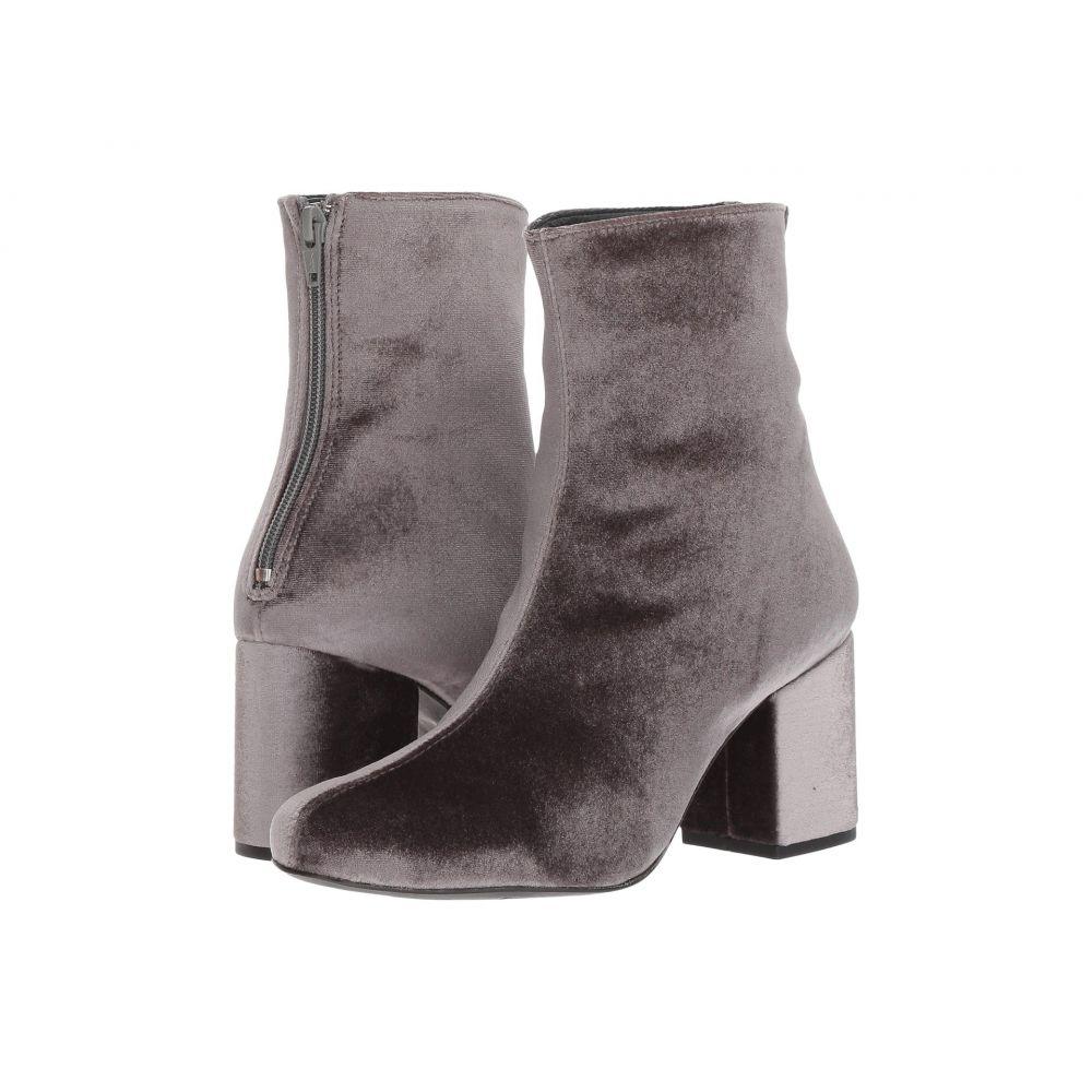 フリーピープル Free People レディース ブーツ シューズ・靴【Cecile Velvet Boot】Grey