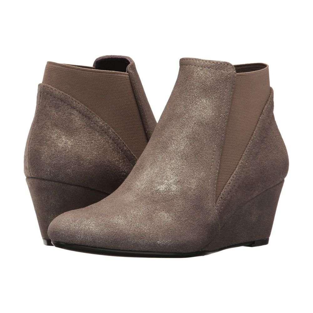 ヴァネリ Vaneli レディース ブーツ シューズ・靴【Tasya】Taupe Afry