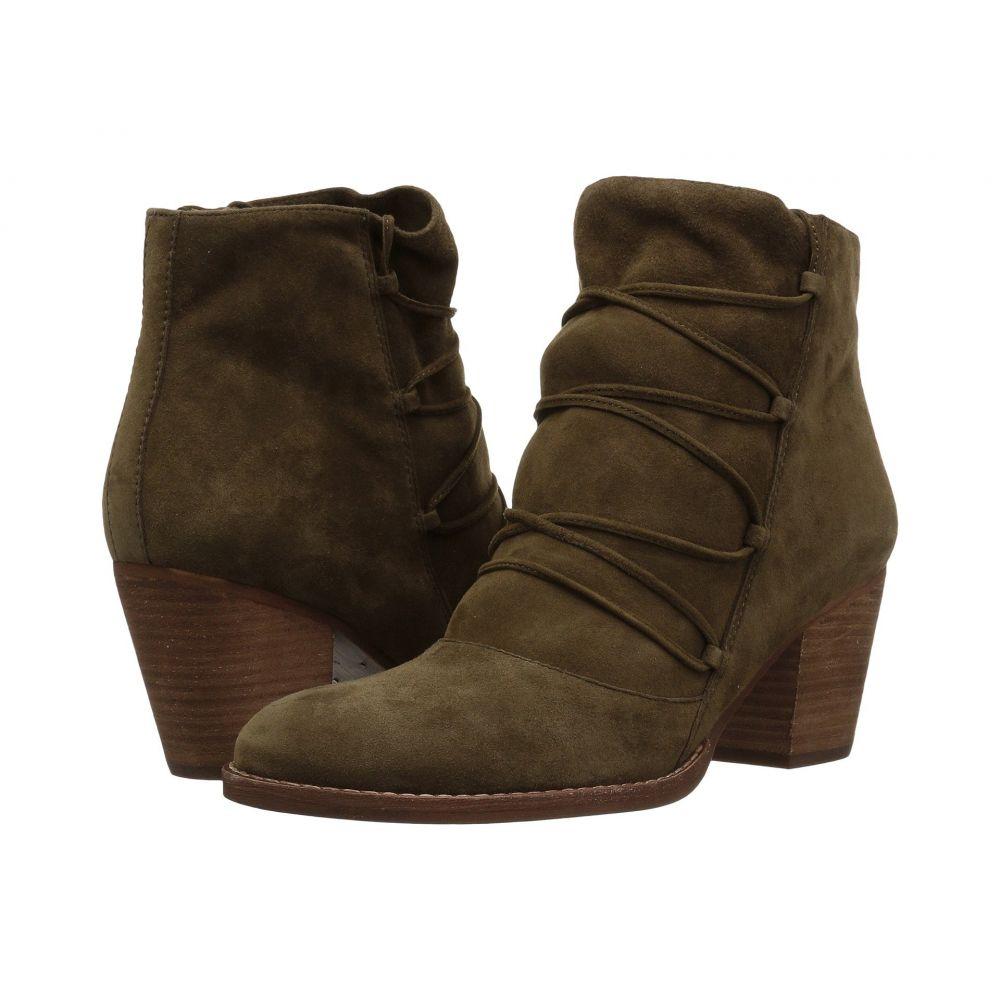 サム エデルマン Sam Edelman レディース ブーツ シューズ・靴【Millard】Deep Moss Suede Leather