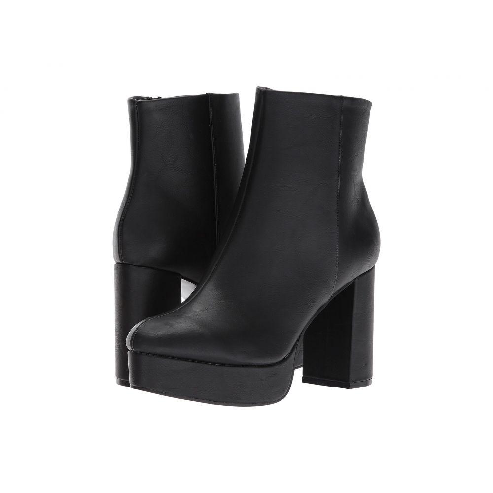 チャイニーズランドリー Chinese Laundry レディース ブーツ シューズ・靴【Nenna Boot】Black Smooth