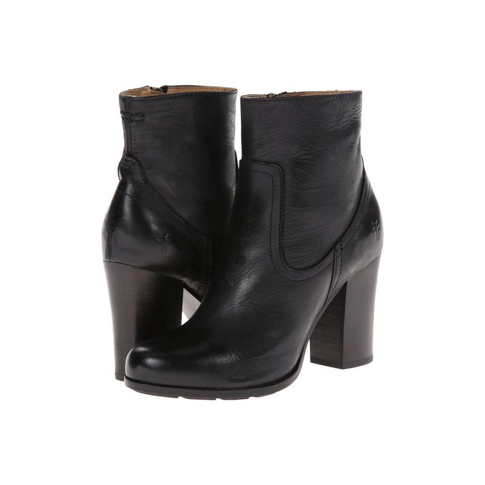フライ Frye レディース ブーツ シューズ・靴【Parker Short】Black Antique Pull Up