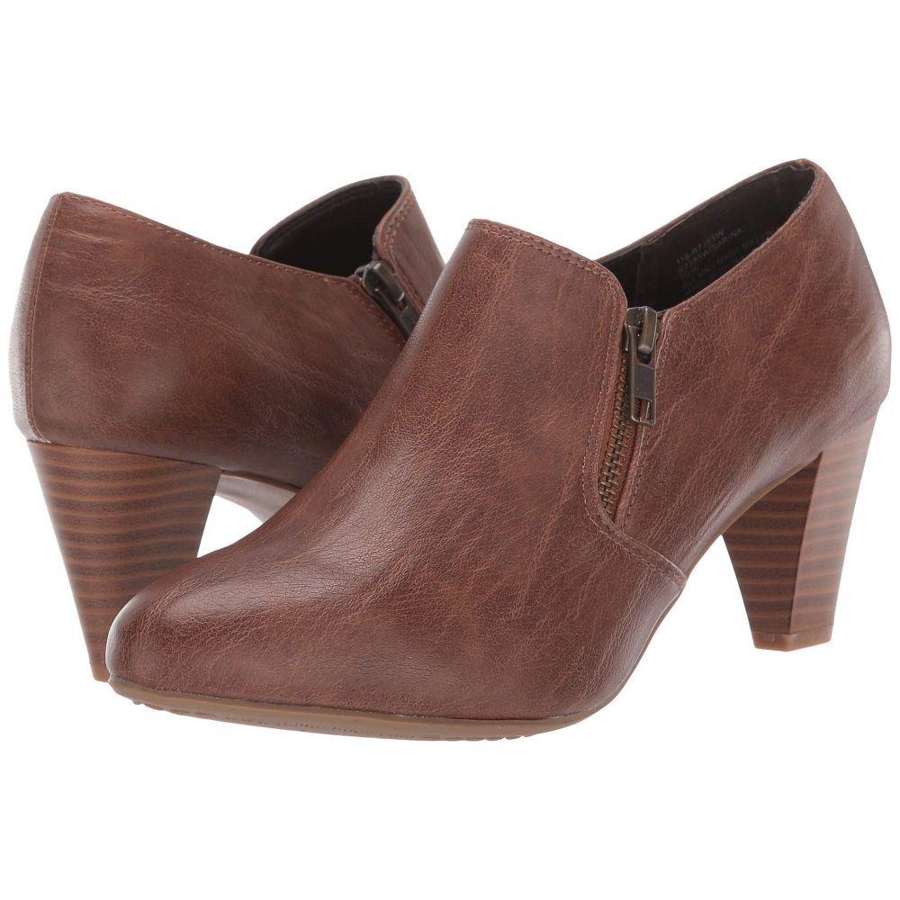 リアルト Rialto レディース ブーツ シューズ・靴【Sarina】Natural Tumbled Smooth