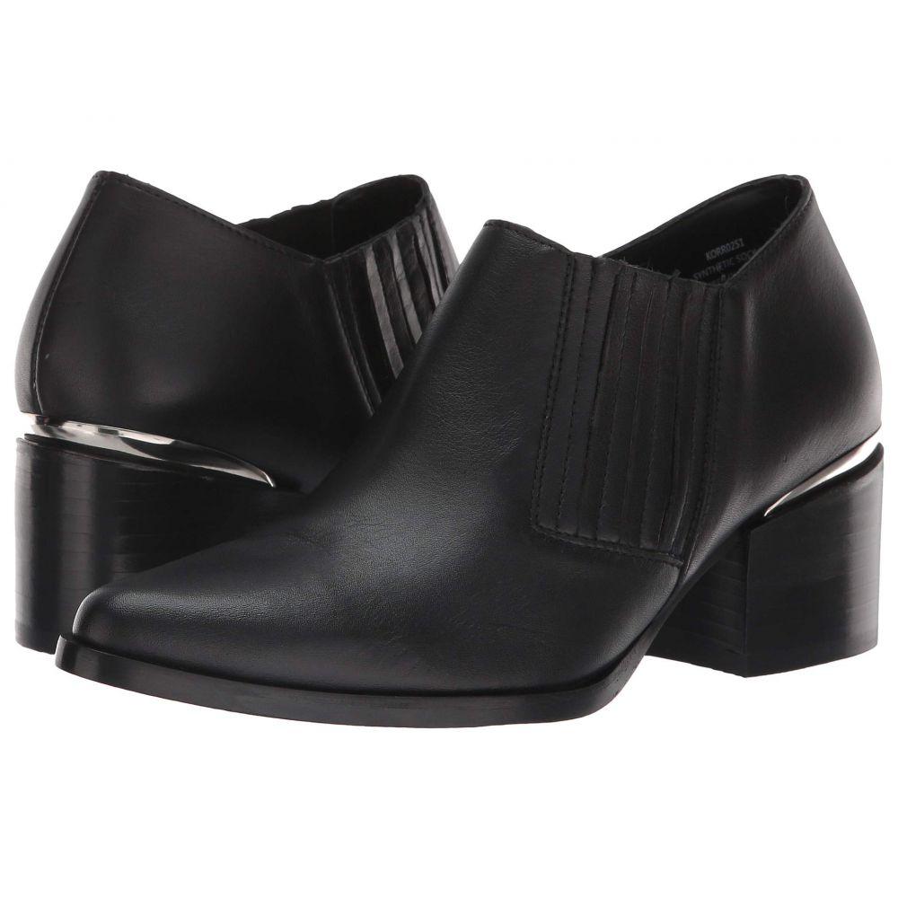 スティーブ マデン Steve Madden レディース ブーツ シューズ・靴【Korral Bootie】Black Leather