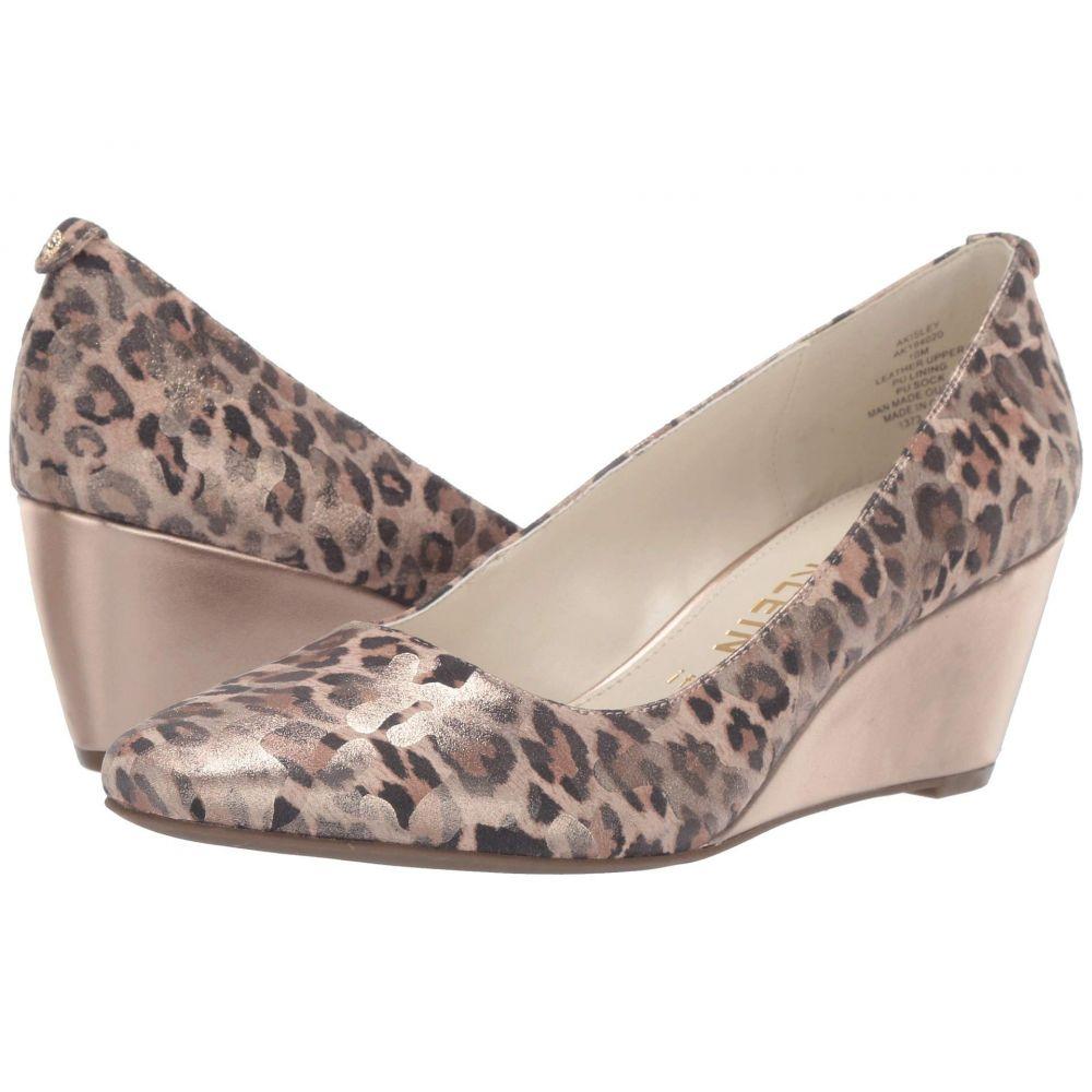 アン クライン Anne Klein レディース ヒール シューズ・靴【Isley】Leopard