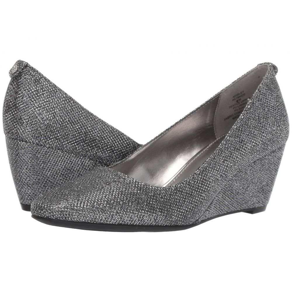 アン クライン Anne Klein レディース ヒール シューズ・靴【Isley】Silver