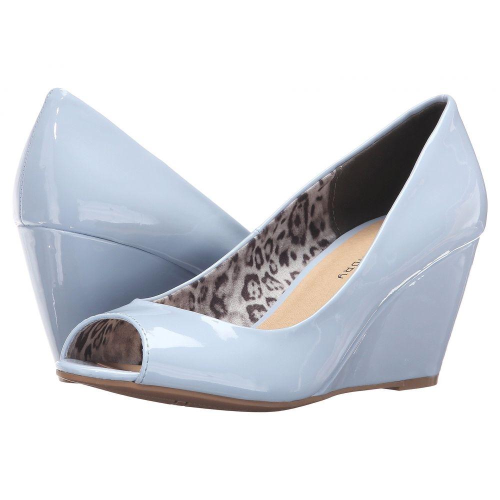 チャイニーズランドリー CL By Laundry レディース ヒール シューズ・靴【Nichelle】Blue Patent