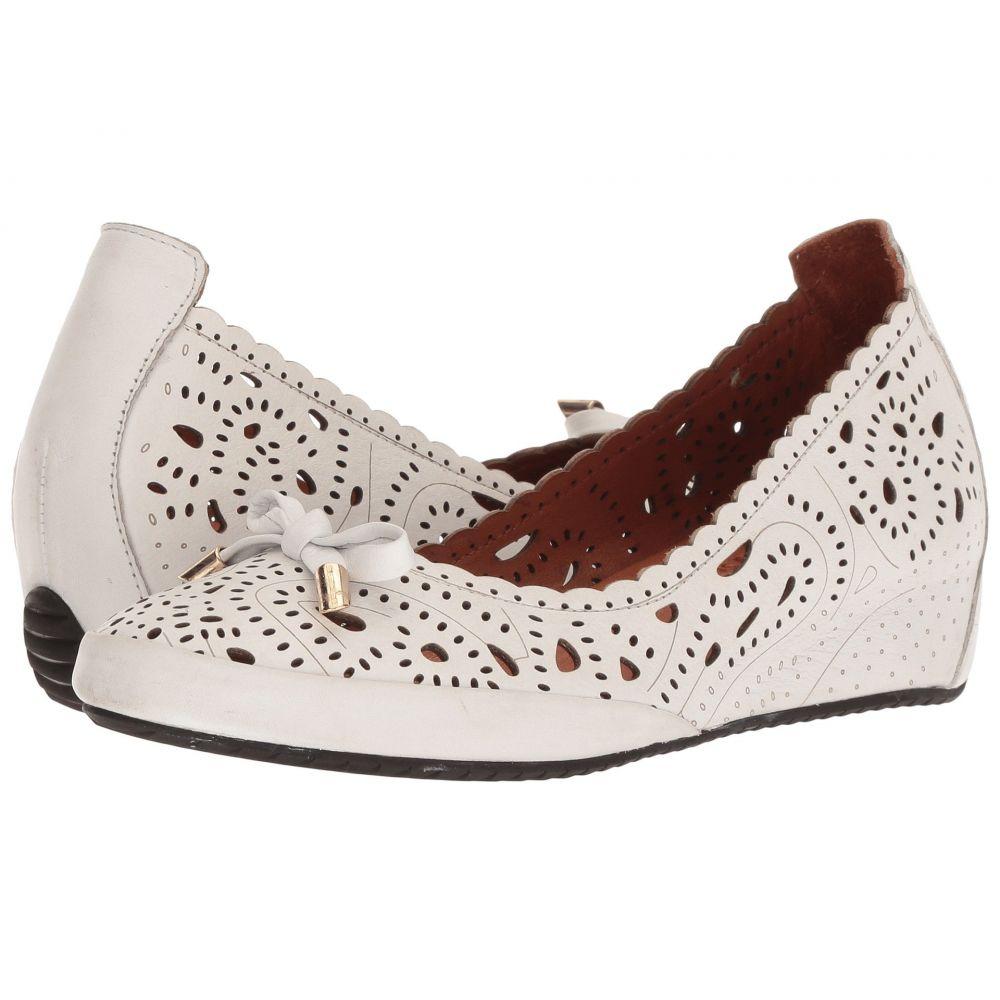 スプリングステップ Spring Step レディース ヒール シューズ・靴【Elwanda】White
