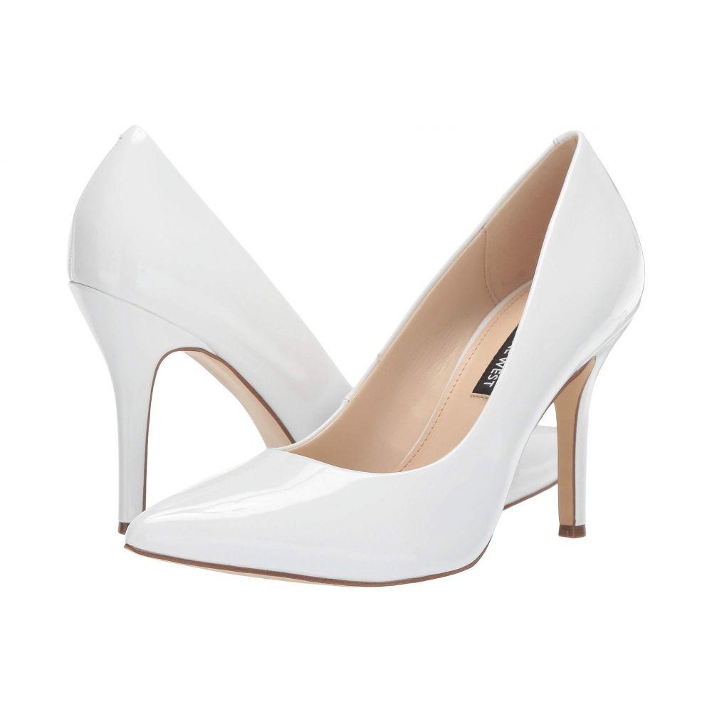 ナインウェスト Nine West レディース パンプス シューズ・靴【Flax Pump】White