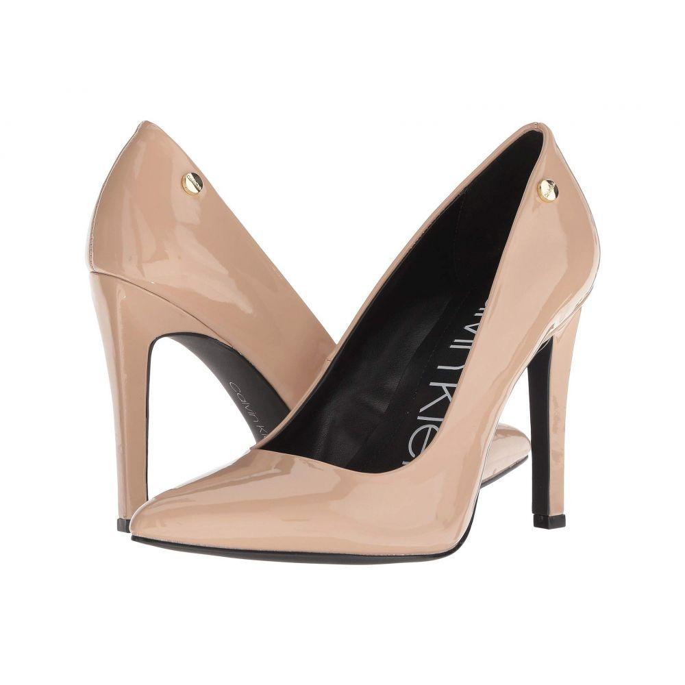 カルバンクライン Calvin Klein レディース パンプス シューズ・靴【Brady】Desert Sand Patent