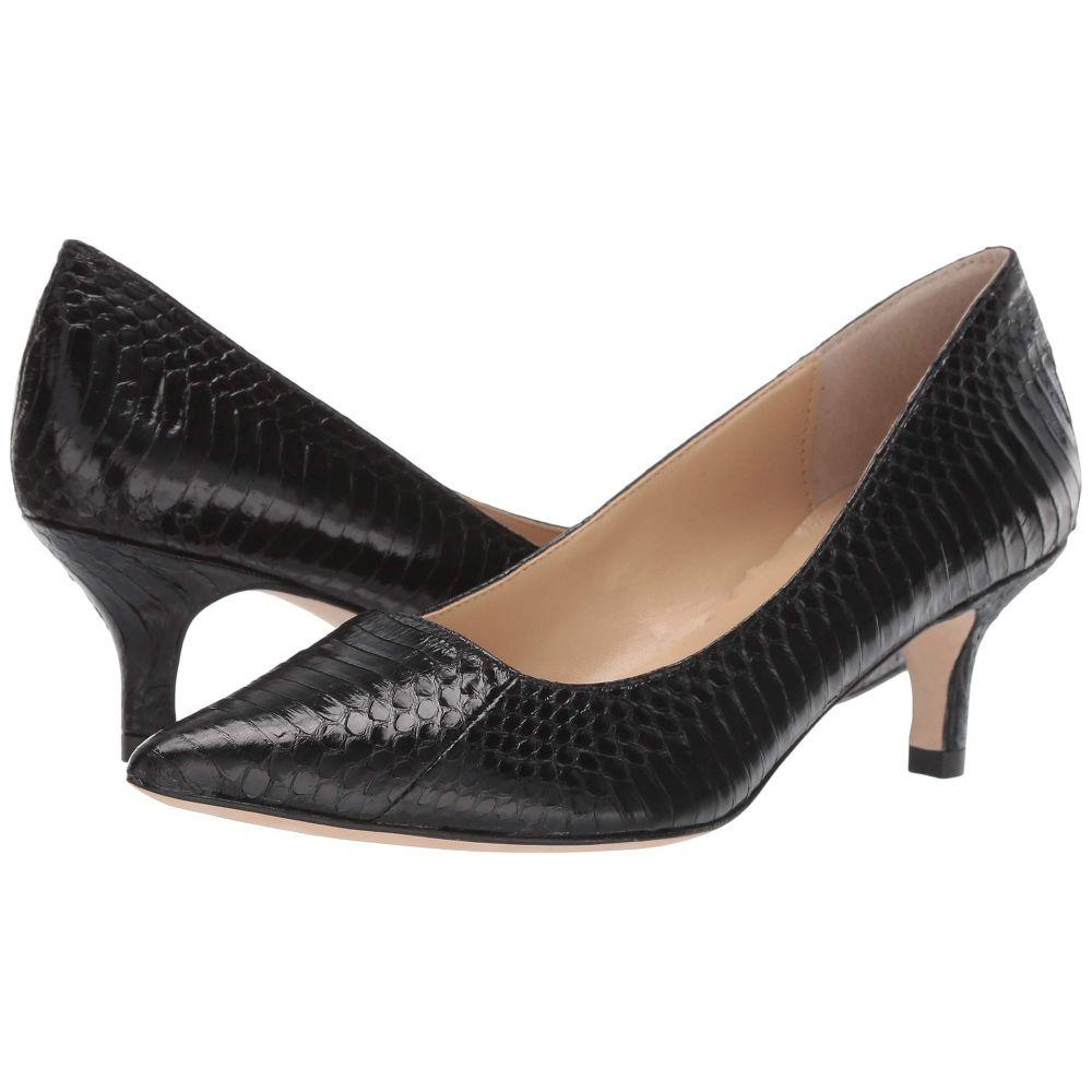 ジェイレニー J. Renee レディース パンプス シューズ・靴【Estoria】Black Snake