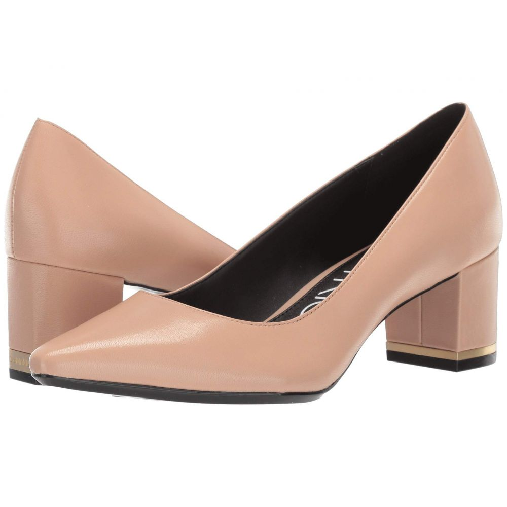 カルバンクライン Calvin Klein レディース パンプス シューズ・靴【Nita】Desert Sand