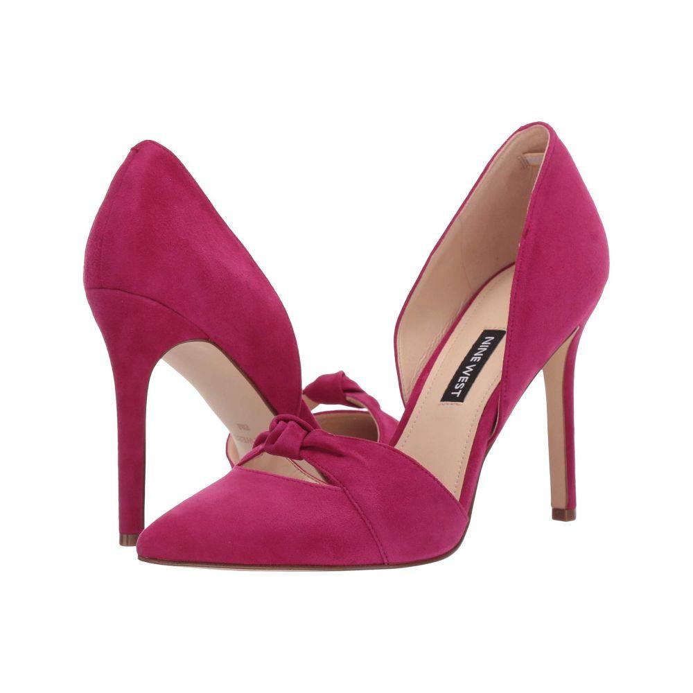 ナインウェスト Nine West レディース パンプス シューズ・靴【Trisha】Raspberry