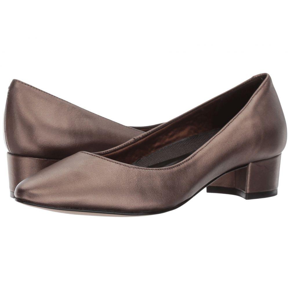 ウォーキング クレードル Walking Cradles レディース パンプス シューズ・靴【Heidi】Bronze Metallic Leather