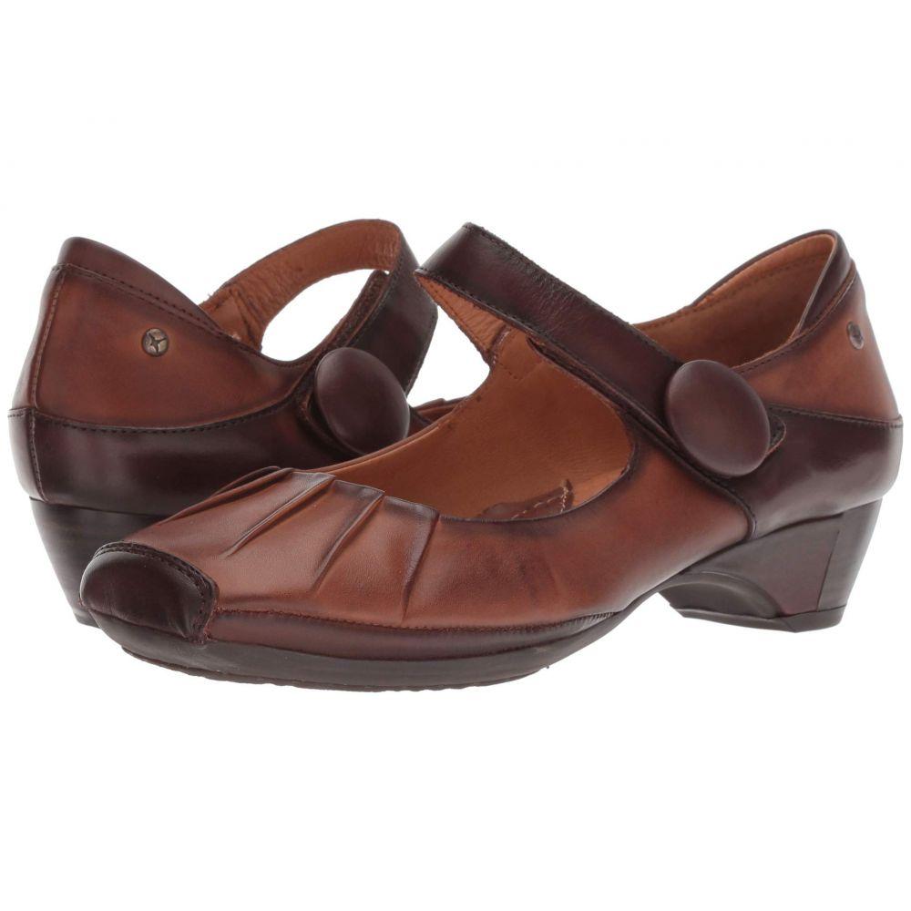 ピコリノス Pikolinos レディース パンプス シューズ・靴【Gandia 849-5847C1】Cuero Olmo