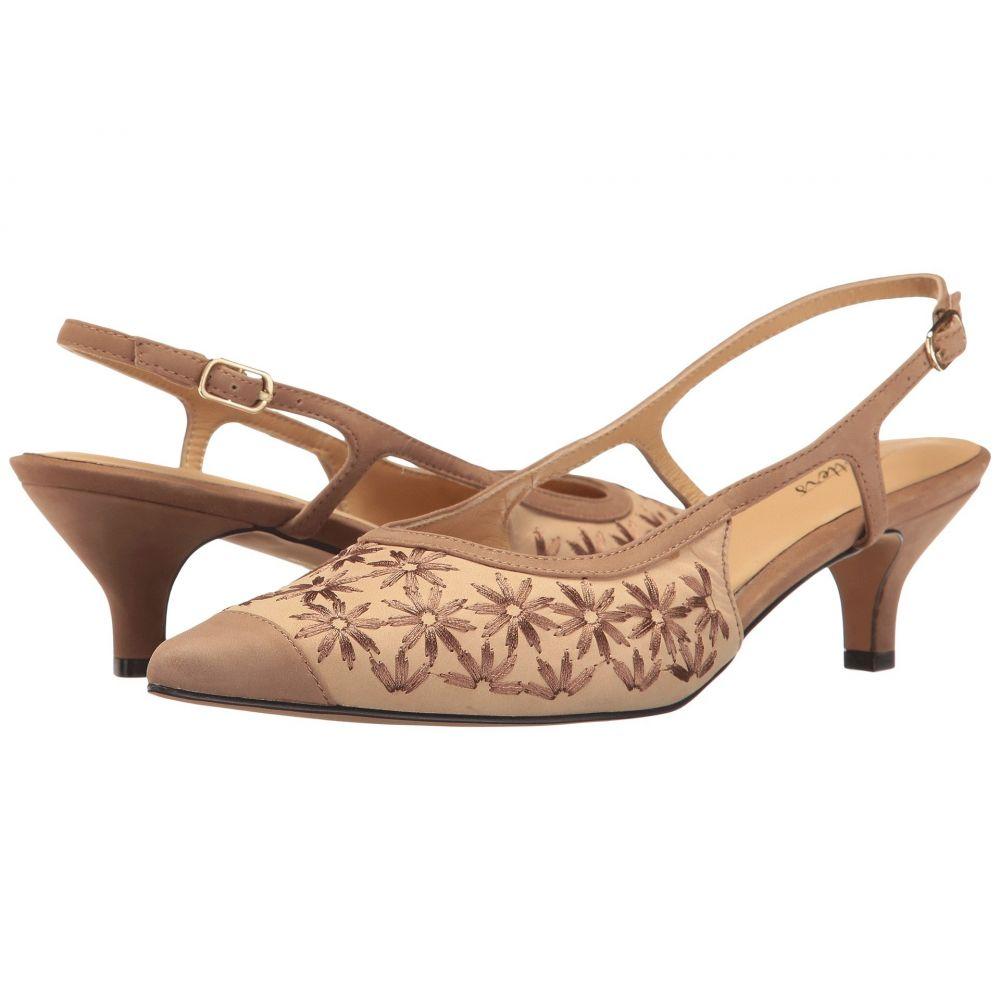 トロッターズ Trotters レディース パンプス シューズ・靴【Kimberly】Dark Tan/Sand/Bronze Flower