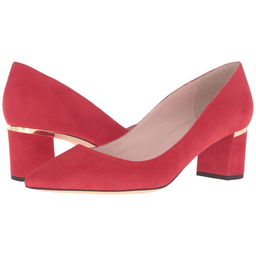 ケイト スペード Kate Spade New York レディース パンプス シューズ・靴【Milan Too】Poppy Red Suede