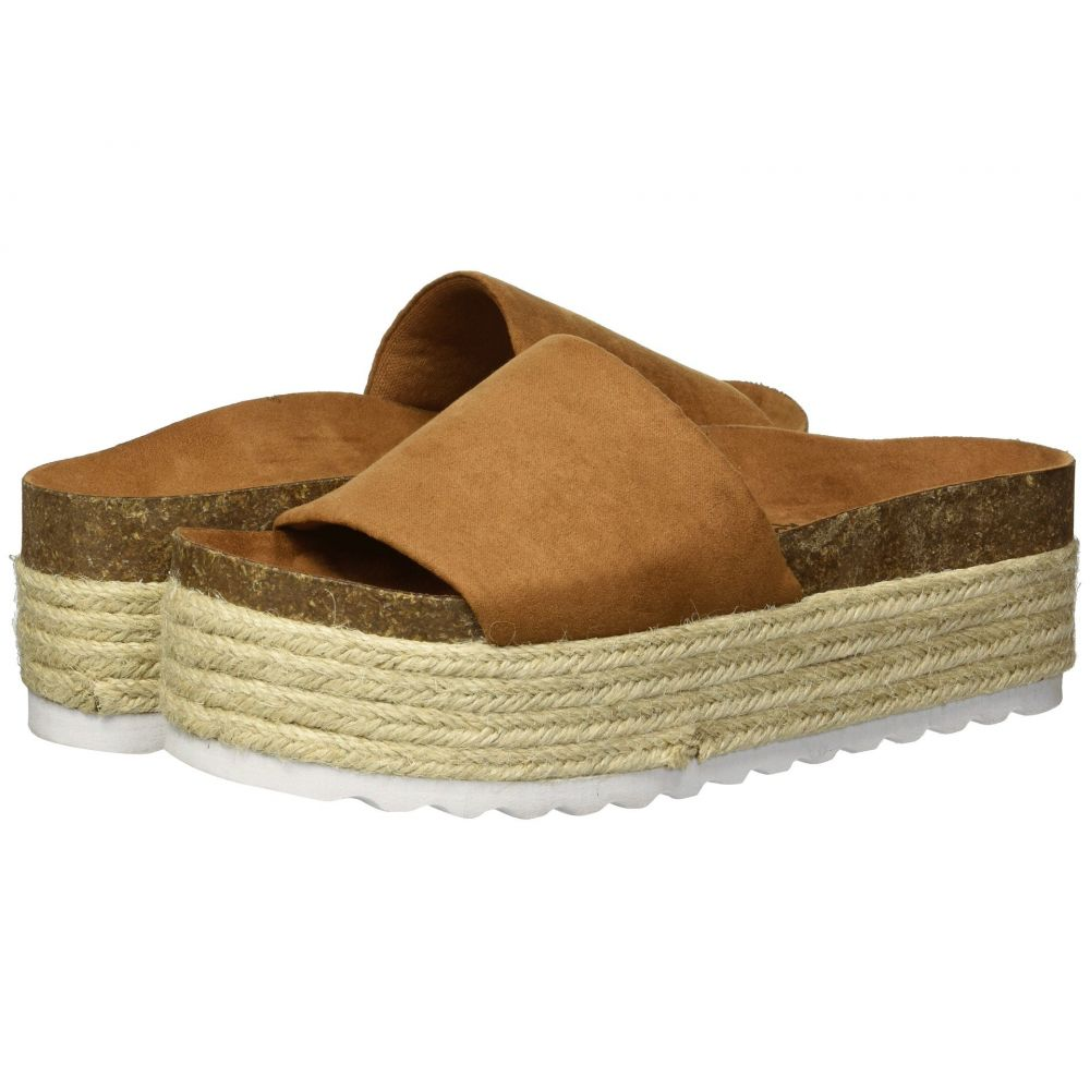 ダーティーランドリー Dirty Laundry レディース サンダル・ミュール シューズ・靴【Pippa Platform Sandal】Whiskey Microsuede