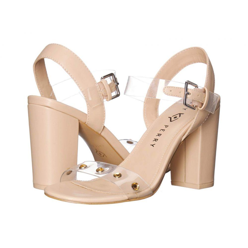 ケイティ ペリー Katy Perry レディース サンダル・ミュール シューズ・靴【The Nina】New Nude