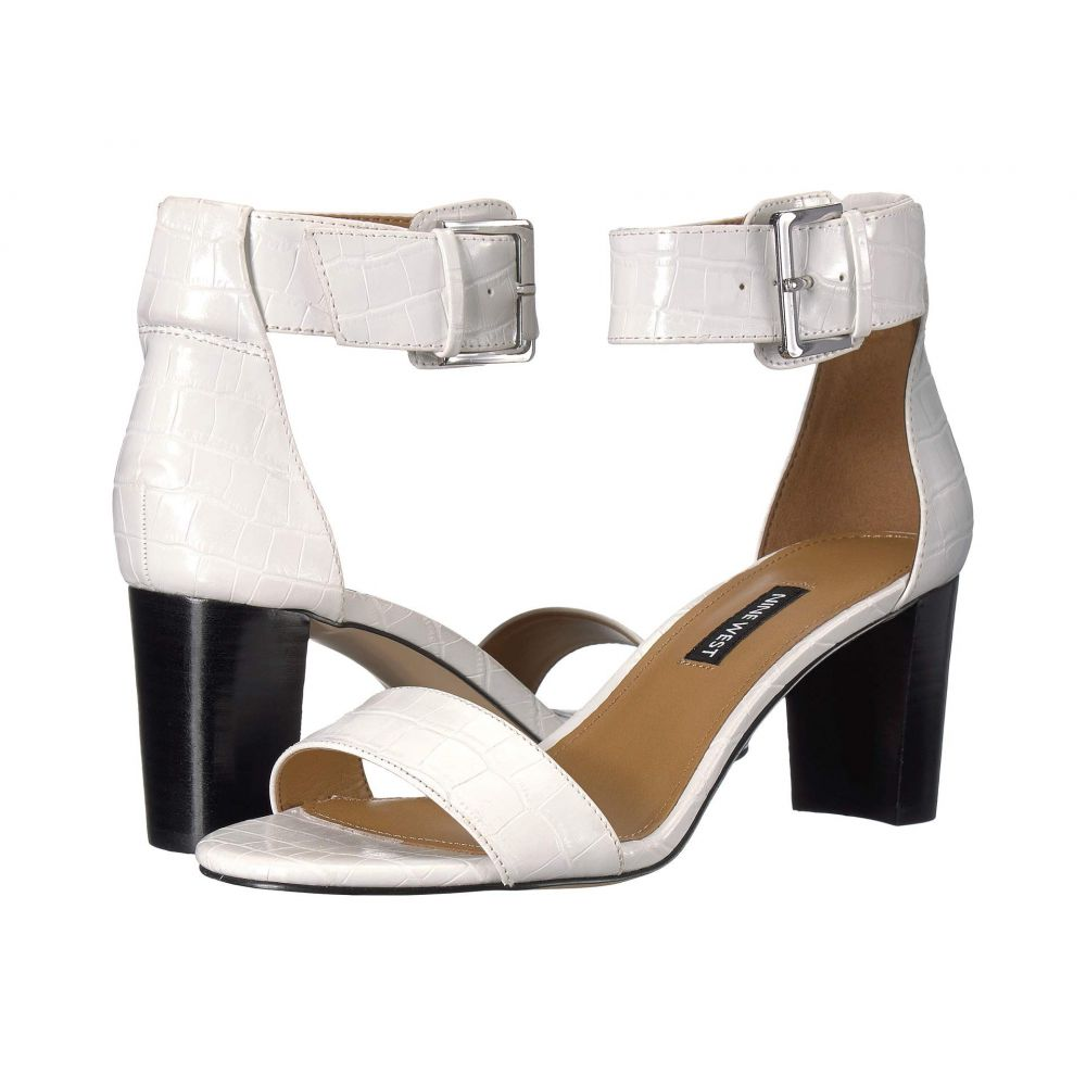 ナインウェスト Nine West レディース サンダル・ミュール シューズ・靴【Plydn 3】White