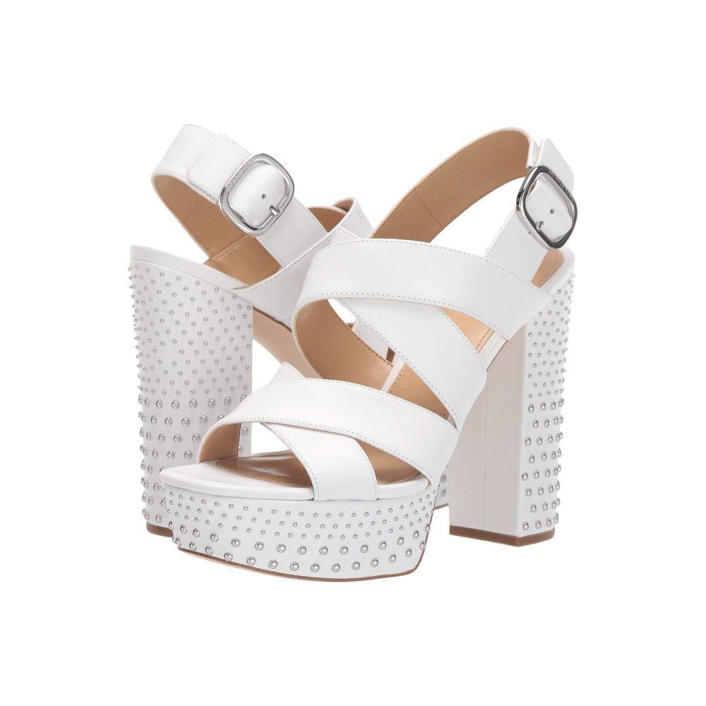 マイケル コース MICHAEL Michael Kors レディース サンダル・ミュール シューズ・靴【Mila Platform Sandal】Optic White
