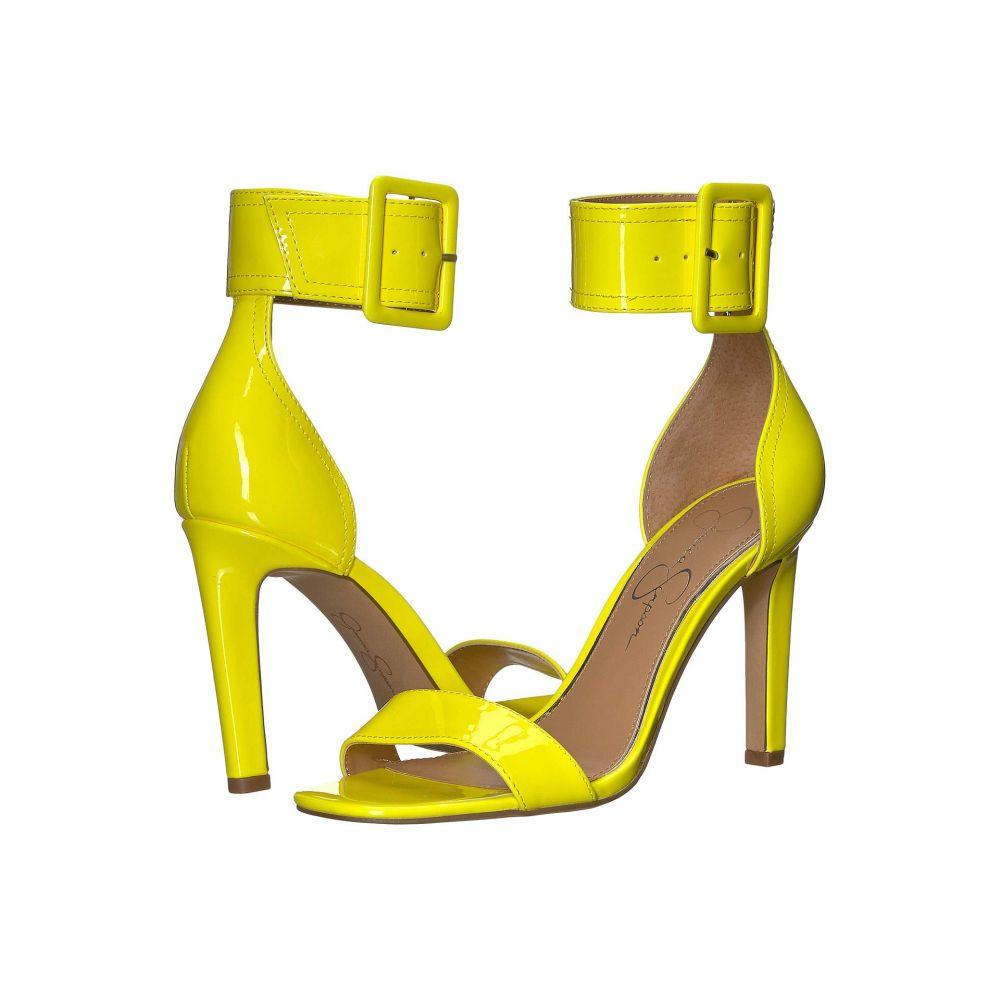 ジェシカシンプソン Jessica Simpson レディース サンダル・ミュール シューズ・靴【Caytie】Neon Yellow