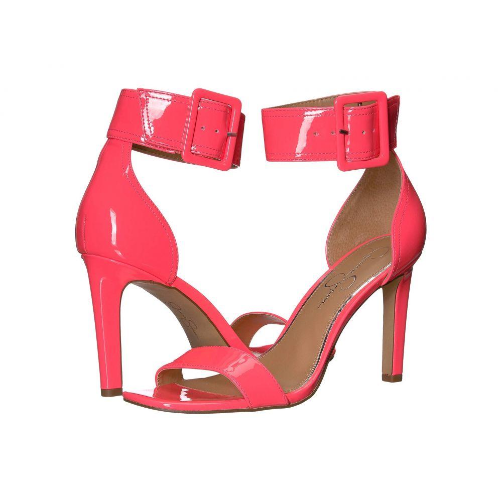 ジェシカシンプソン Jessica Simpson レディース サンダル・ミュール シューズ・靴【Caytie】Neon Pink