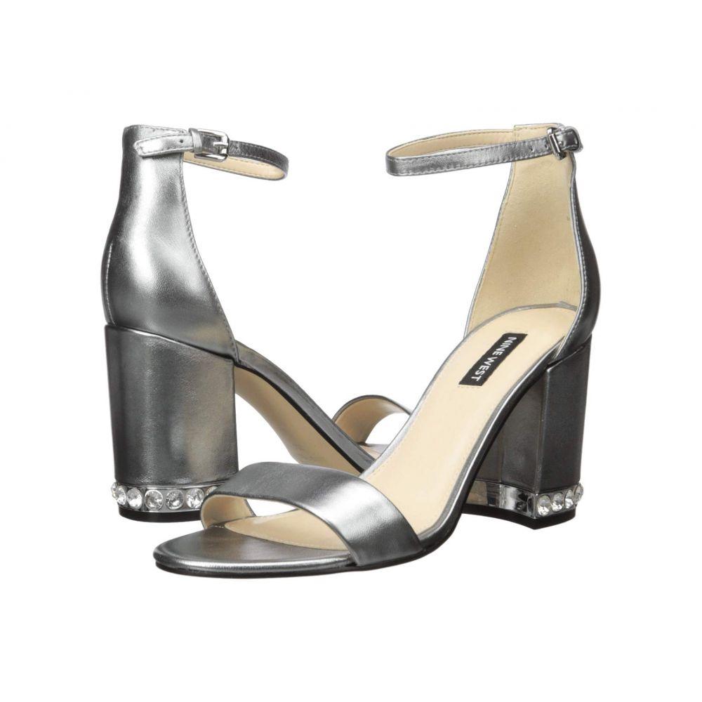ナインウェスト Nine West レディース サンダル・ミュール シューズ・靴【Abigail】Silver