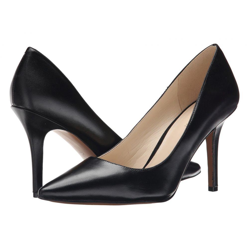 ナインウェスト Nine West レディース パンプス シューズ・靴【Jackpot】Black Leather