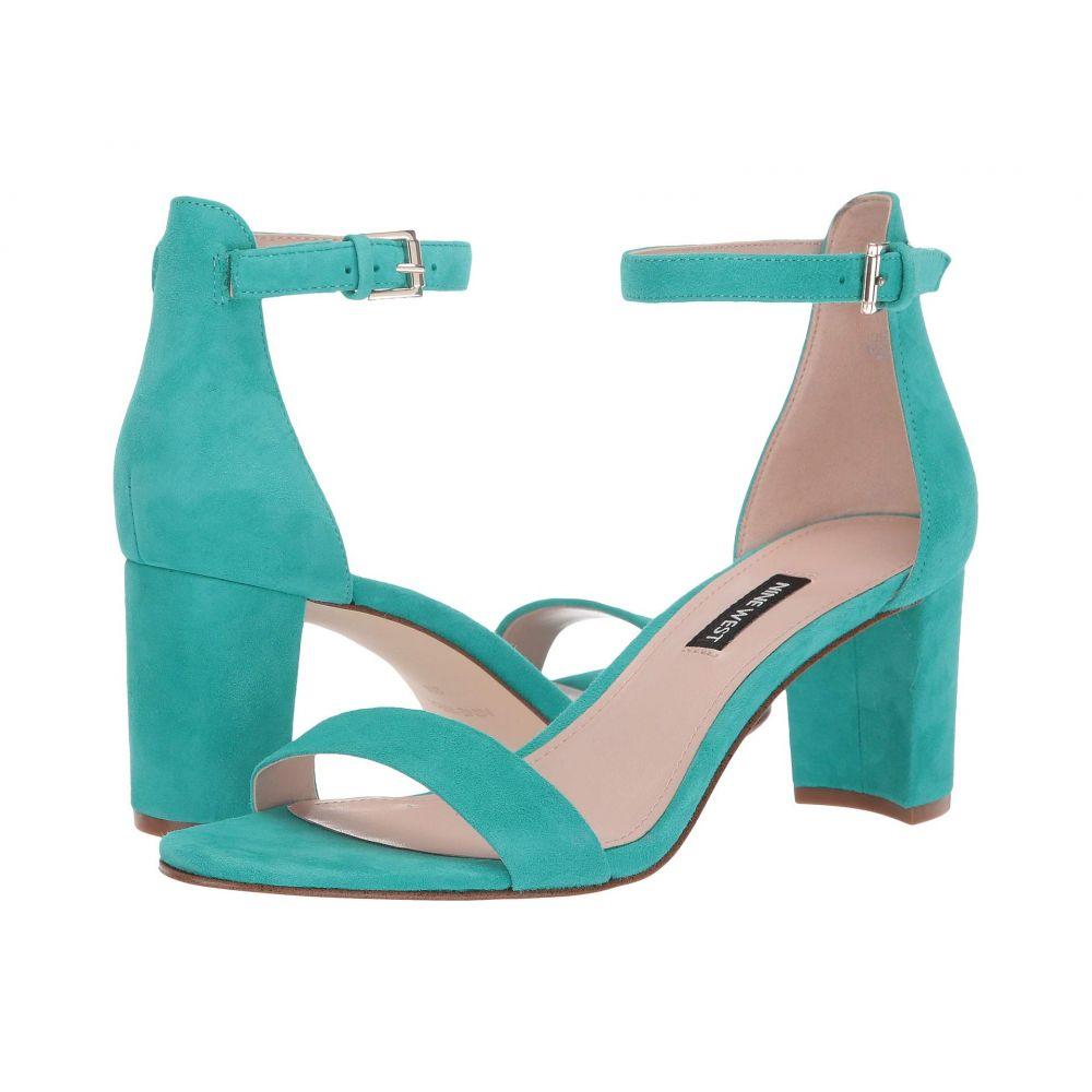 ナインウェスト Nine West レディース サンダル・ミュール シューズ・靴【Pruce Block Heel Sandal】Green