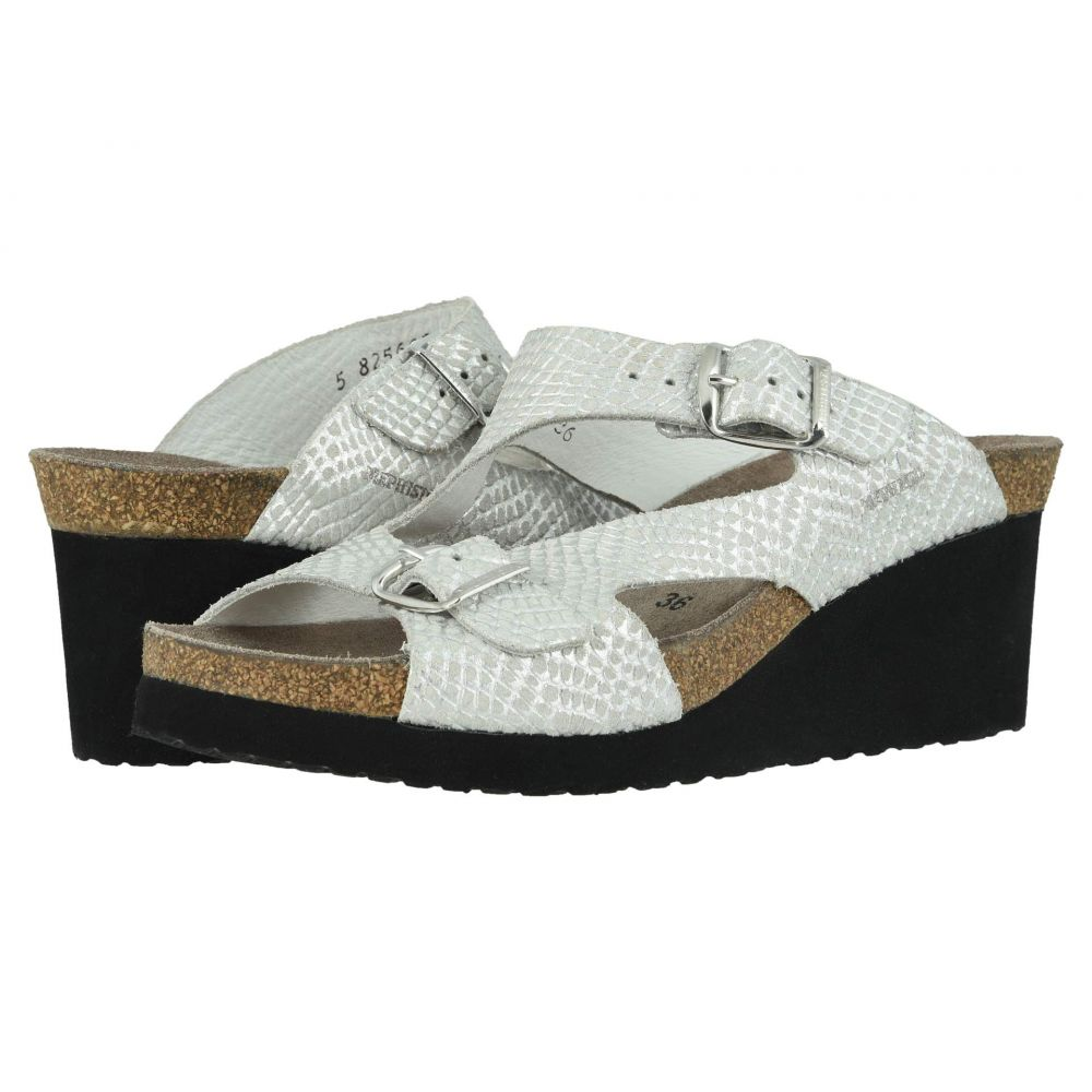 メフィスト Mephisto レディース サンダル・ミュール シューズ・靴【Terie】White Cuba