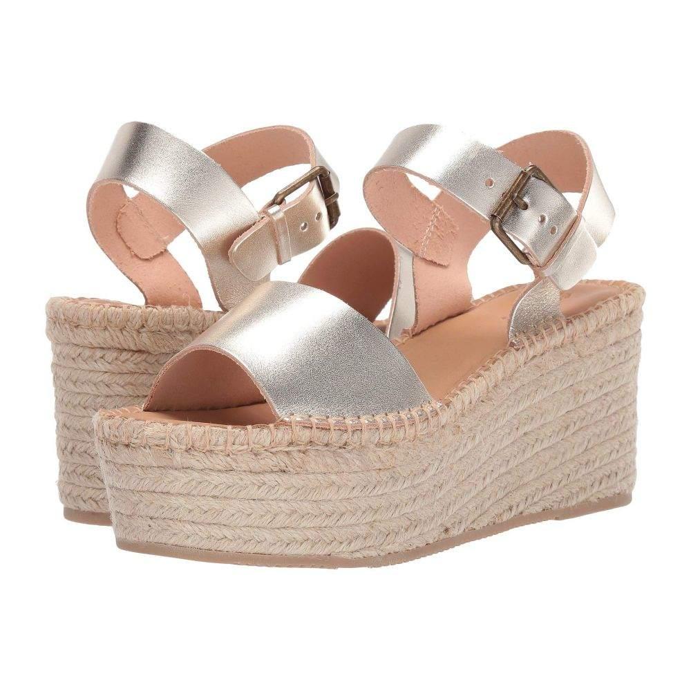 ソルドス Soludos レディース サンダル・ミュール シューズ・靴【Minorca Platform】Platinum