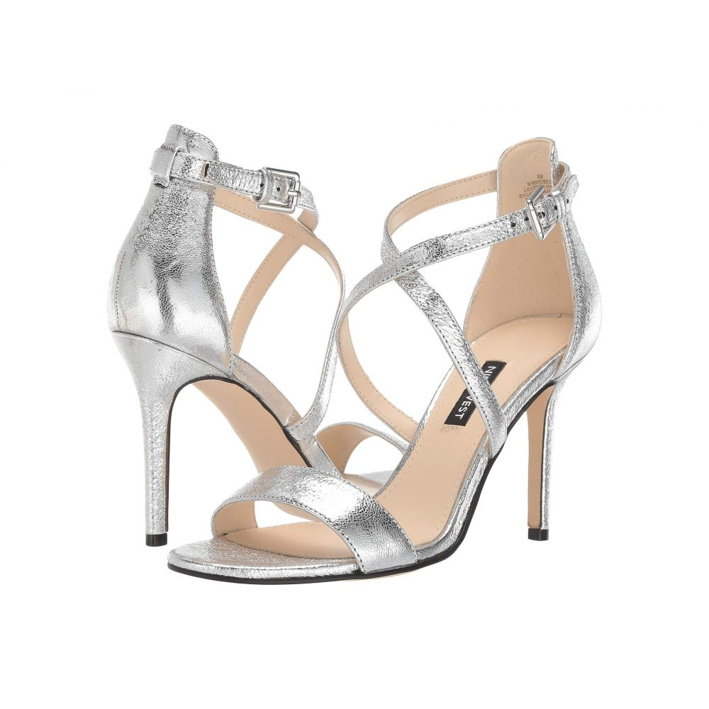 ナインウェスト Nine West レディース サンダル・ミュール シューズ・靴【Mydebut】Silver
