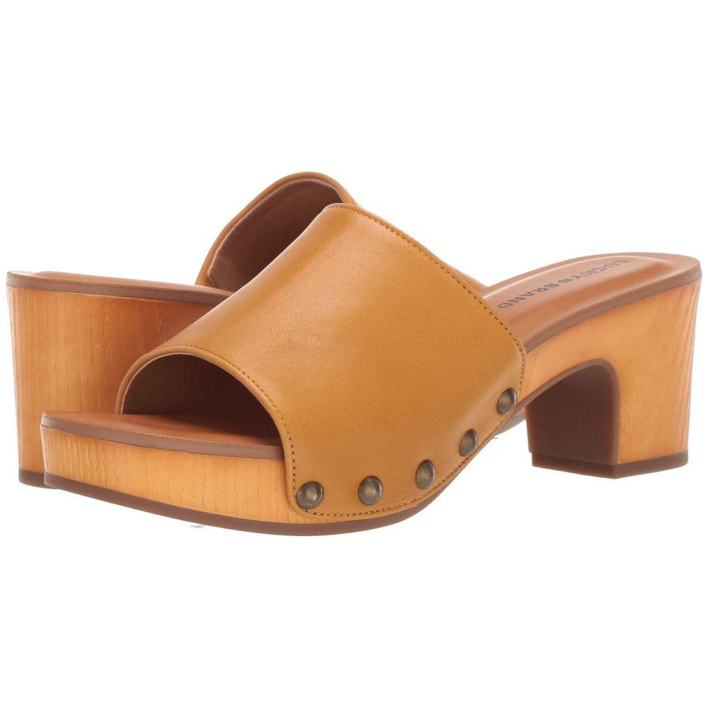 ラッキーブランド Lucky Brand レディース サンダル・ミュール シューズ・靴【Fineena】Ochre